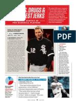 Friedell Mensjournal Baseball