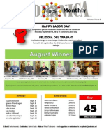 Newsletter- September 2012