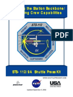 Space Shuttle Mission STS-112