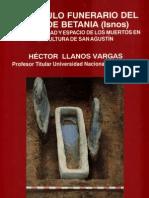Monticulo Funerario Del Alto de Betania