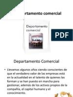 El Departamento Comercial Clase 1