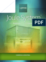 Joule.System™ for Commercial & Industrial by Demand Energy