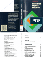 Advanced English Practice - 3rd Edn