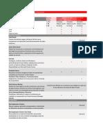 Comparacion Ediciones Base de Datos 1375494 Esa