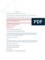 Civil Procedure Spring 2012 Outline