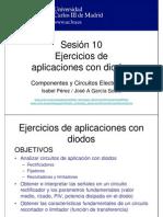 OCW-CCE S10 Ejercicios de Aplicaciones Con Diodos
