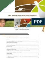 Brochura Ser Jovem Agricultor