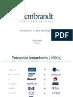 Freemium Route to Enterprise, by Scott Irwin, General Partner, Rembrandt Venture Partners