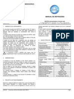 Transmissor de nível hidrostático port