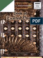 Book of Exalted Deeds