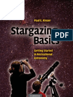 Stargazing Basics Getting Started in Recreational Astronomy