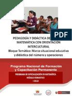 Modulo Pedagogia y Didactica - 3ra Sesion