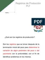 Registros de Produccion PLT