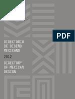 Directorio de Diseño Mexicano Completo