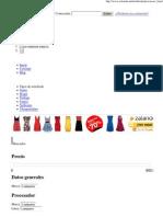 Procesadores de Notebooks - SoloTodo