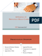 valuationofprivatelyheldcompanies-110407094458-phpapp02