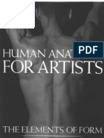 Eliot Goldfinger - Human Anatomy for Artists (the Elements of Form)