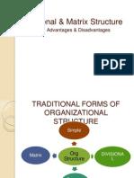 Divisional & Matrix Structure