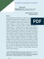 PARTIDO DOS TRABALHADORES - PT