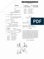 Encrypted key cache (US patent 7346774)