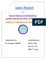 Harsh Project Tobacco