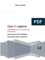 Caso 7 - Logitech