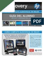 Discovery INGLES - Guia Del Alumno