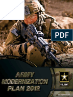 Army Modernization Plan 2012