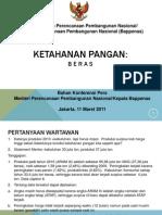 MASALAH PANGAN DI INDONESIA