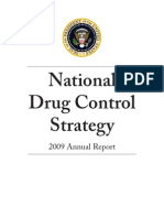 2009 National Drug Control Strategy Annual Report