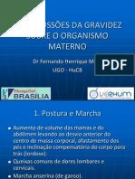 3.REPERCUSSÕES DA GRAVIDEZ SOBRE O ORGANISMO MATERNO - fh