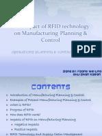 Impact of RFID