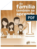 En Familia Tambien Se Aprende 2011 Primero Diarioeducacion