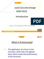 Prestress Presentation SAB4323 OCW Topic 1