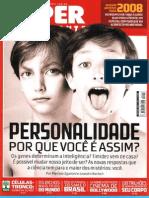 Super Interessante - Ed 248 - 200801 - Personalidade por que voce é assim