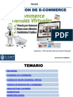 Modelo de Negocio Ecommerce