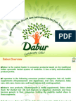 Dabur India Presentation