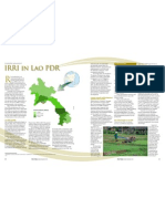 Rice Today Vol. 11, No. 4 IRRI in Lao PDR