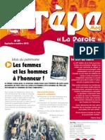 Tepe Thio magazine n° 39    SeptembreOctobre 2012