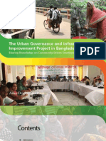 The Urban Governance and Infrastructure Improvement Project in Bangladesh