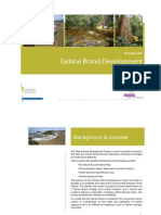 Tarkine Branding Project