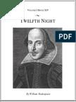 Shakespeare TwelfthNight