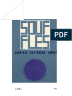 Souffles 13 14