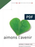 Agenda 21 Lyon 2007-2009