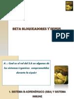 Beta Bloqueadores y Sepsis