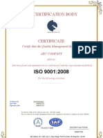 Chung Chi 9k IQC
