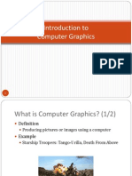01 02 Introduction to Computer Graphics