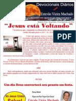 JESUS ESTÁ VOLTANDO!!