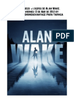 Guia Alan Wake + Logros