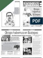 Versión impresa del periódico El mexiquense 18 septiembre 2012